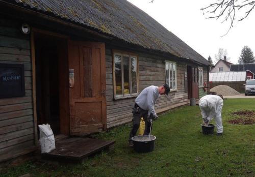 Lubikrohvisegu valmistamine Konna hoovis